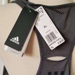 NEW Adidas WomensRunning RESPONSE LIGHT SPEED TANK